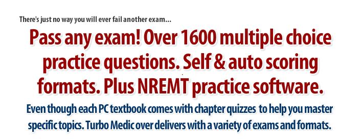 paramedic exam practice nremt written ems test help